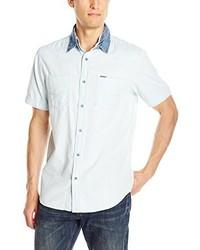 87c50297b0 Sijamzat Short Sleeve Denim Shirt Out of stock · Buffalo David Bitton  Sijamzat Short Sleeve Denim Woven