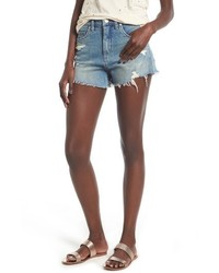 Blanknyc cutoff denim shorts medium 3723270