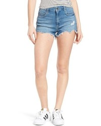 Blank NYC Blanknyc High Waist Denim Shorts
