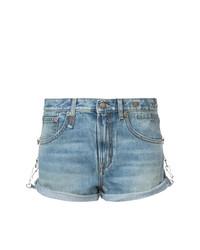 Cut off denim shorts medium 7586816