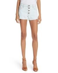Veronica Beard Debbie Denim Shorts