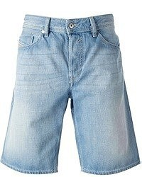Diesel Denim Bermuda Shorts