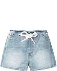 Diesel Edith Denim Shorts