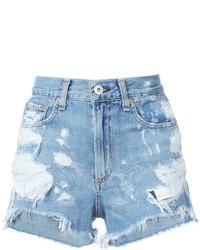 Rag & Bone Jean Justine Denim Shorts