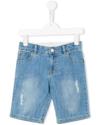 Stella McCartney Kids Denim Moses Shorts