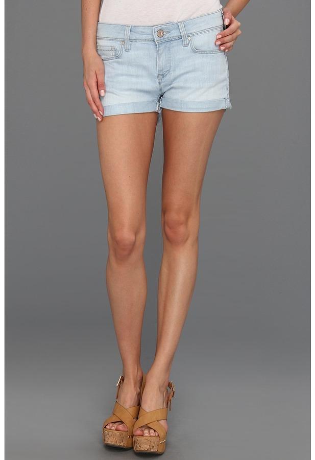 5bd09e59ad ... Mavi Jeans Mavi Jean Tiara Cuffed Mini Short In Bleached Nolita Short