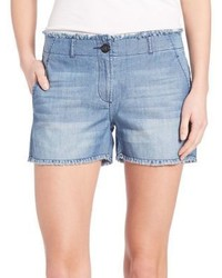 MICHAEL Michael Kors Michl Michl Kors Raw Edge Denim Shorts