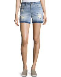 Joe's Jeans Released Hem Denim Shorts