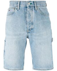Stonewashed denim shorts medium 3768823