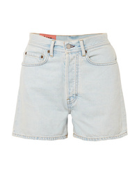 Acne Studios Swamp Denim Shorts