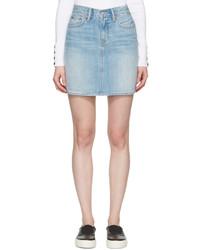 Levi's Levis Blue Denim Everyday Skirt