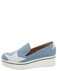Stella McCartney Binx Slip On Sneakers