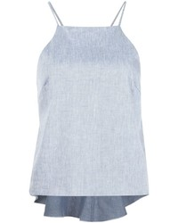 Light Blue Denim Tank