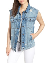 SWAT FAME Kut From The Kloth Denim Vest
