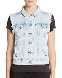 Rag & Bone The Denim Vest