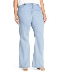 NYDJ Plus Size Claire Stretch Trouser Jeans
