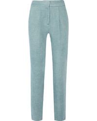 ADAM by Adam Lippes Adam Lippes Cotton Twill Tapered Pants
