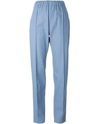 JULIEN DAVID Tapered Trousers