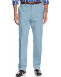 Men's Light Blue Dress Pants from Macy's | Men's Fashion