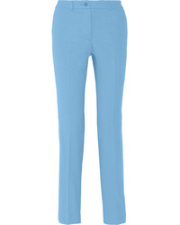 Stretch crepe tuxedo pants medium 88640