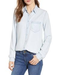 DL 1961 Mercer Spring Woven Shirt