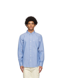 Aimé Leon Dore Blue Oxford Shirt