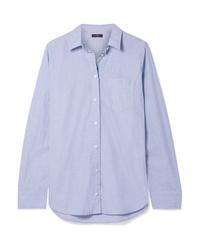 J.Crew Boy Cotton Shirt