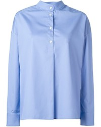 EACH X OTHER Button Down Collar Blouse