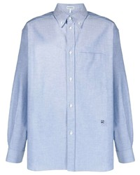 Loewe Button Down Cotton Shirt