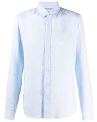 Brunello Cucinelli Button Down Linen Shirt