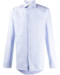 Z Zegna Classic Buttoned Shirt