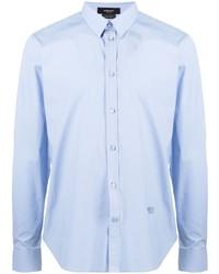 Versace Classic Collar Poplin Shirt