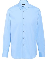 Prada Classic Collar Slim Fit Shirt