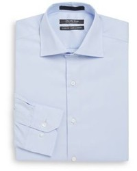 Saks Fifth Avenue Classic Fit Supima Dress Shirt
