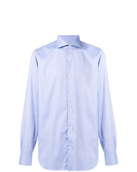 Barba Classic Plain Shirt