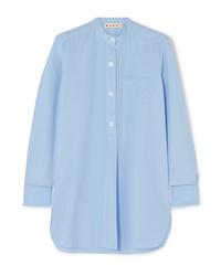 Marni Cotton Poplin Shirt