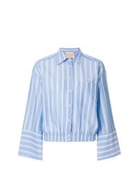 Erika Cavallini Cropped Classic Shirt