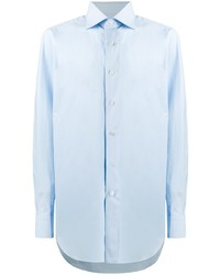 Brioni Cutaway Collar Formal Shirt