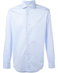 Eleventy Classic Button Down Shirt