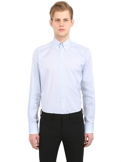2019 wholesale price 100% quality 50% off $223, Eton Cotton Oxford Button Down Shirt