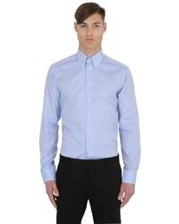 Eton Slim Fit Cotton Oxford Button Down Shirt