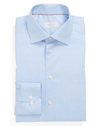 Eton slim fit dress shirt blue 165 medium 300042