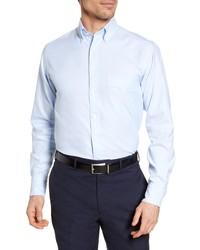 Thomas Pink Fit Oxford Dress Shirt
