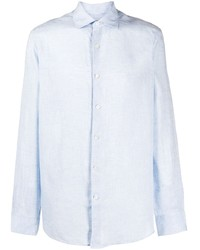 Ermenegildo Zegna Linen Dress Shirt