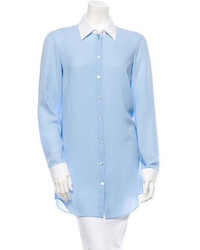 Michael Kors Michl Kors Button Up Blouse W Tags
