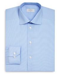 Eton Of Sweden Micro Houndstooth Slim Fit Dress Shirt