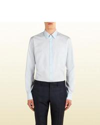 Gucci Poplin Button Down Shirt