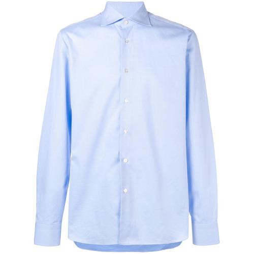 Borriello Russo Capri By Classic Button Shirt