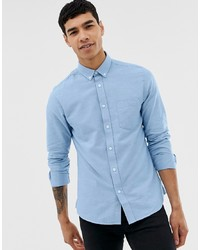 ONLY & SONS Slim Fit Oxford Shirt