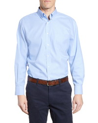Nordstrom Men's Shop Smartcare Traditional Fit Pinpoint Dress Shirt
